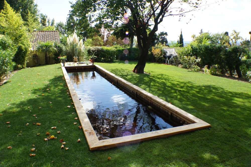 Lecomte hydrobulles innovation for Constructeur de piscine naturelle