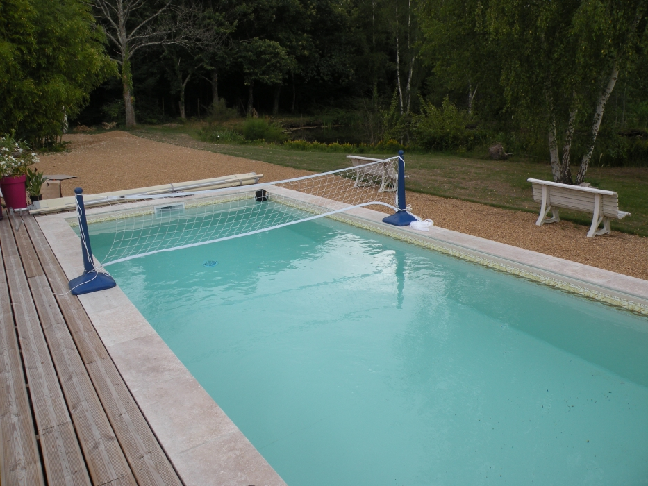 Lecomte hydrobulles piscines traditionnelles for Piscine traditionnelle
